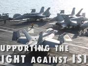 Watch free video Supporting the Fight Against ISIS