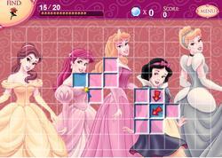 Royal Retrieval game