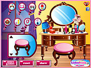 Juega al juego gratis Lovely Dressing Table