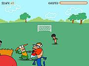 Juega al juego gratis Brendan Soccer