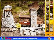 Hidden Spots - Stone Building game