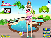 Barbie Goes Swimming game