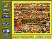 Juega al juego gratis Super Market-Hidden Objects