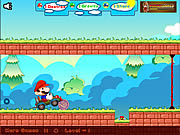 Mario Car Run game