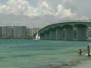 Watch free video Sailing Under Sarasota Bridge