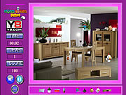 Juega al juego gratis Kids Room Hidden Objects