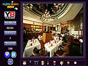 Luxury Hotel Hidden Objects game