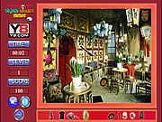 Restaurant Hidden Objects