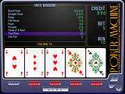 Poker Machine game