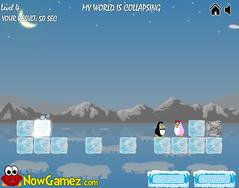 Lonely Penguin Game game