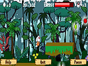 Jungle Eggventure game