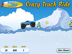 Crazy Truck Ride Game game