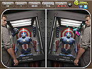 The Avengers - Spot the Difference game