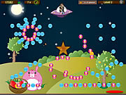 Bouncing Balls 3 - Bubu Get Nuts!!! game