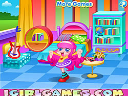 New Princess Bedroom game