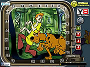 Scooby Doo - Hidden Numbers game