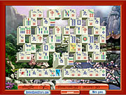Mahjong Valley in the Mountain game