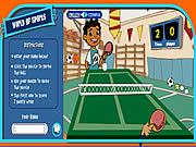 Maya & Miguel Ping pong لعبة