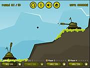 Juega al juego gratis Tank-Tank Challenge