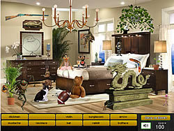 Hidden Objects Room 6 game