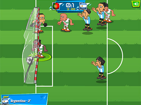 Football Stars: World Cup game