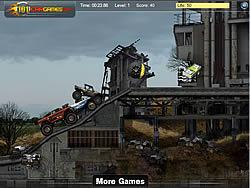 Insane Truckers game