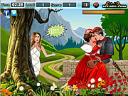 The Kissing Queen game