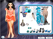 Futuristic Fashion Style game