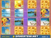 Summer Memory Game game