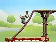 Popeye Bike Ride game