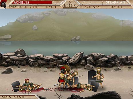 Achilles II: Origin of a Legend game