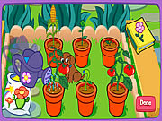 Dora's Magical Garden لعبة
