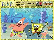Spongebob - Hidden Objects game