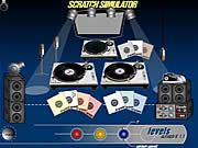Scratch Simulator game