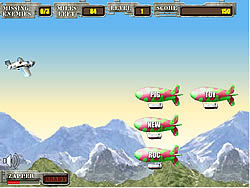 Air Typer game