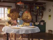 Watch free video Cravendale Commercial: Barry the Biscuit Boy