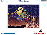 Aladdin and Princess Jasmine game