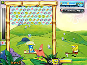 Spongebob Sweet Bubble game