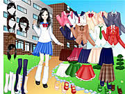 School Girl game