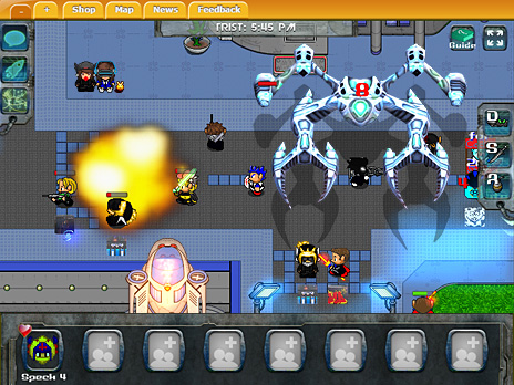 Graal Online Zone game