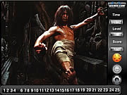 Ong Bak 3 Find the Numbers game