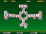 Game Pyramid Mahjong Solitaire
