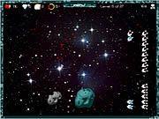 Juega al juego gratis Asteroids Revenge III