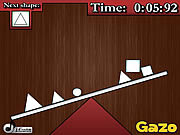 Simple Balance game