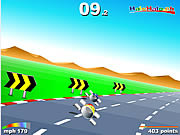 Juega al juego gratis Car Can Racing