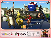 Over the Hedge - Hidden Objects game