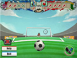 Euro Shoot - Out 2012 game