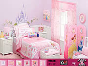 Juega al juego gratis Hidden Objects-Bedroom