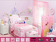 Hidden Spots-Girls Bedroom game