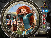 Brave - Find the Alphabets game